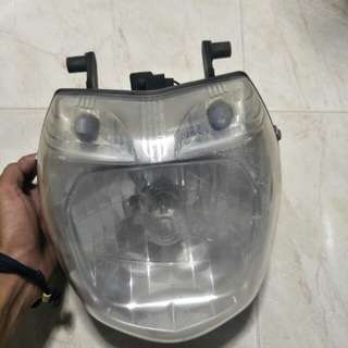 GSR 600 / GSR 400 Headlamp unit
