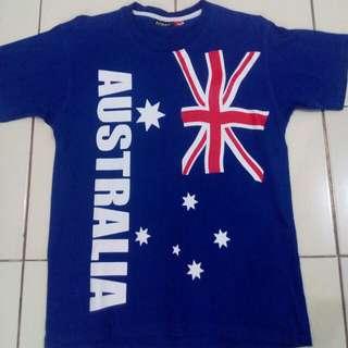 Kaos Aussie *