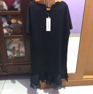 Dress wanita merk Cottonink uk L