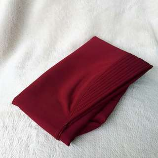 Khimar Simple Pet (Anti Tembem)