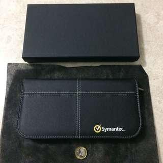 Travel Zip Around Wallet