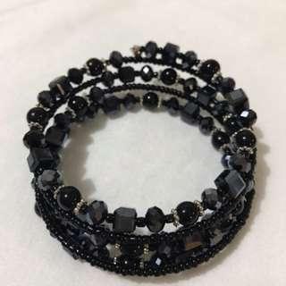 Blue Crystals bracelet