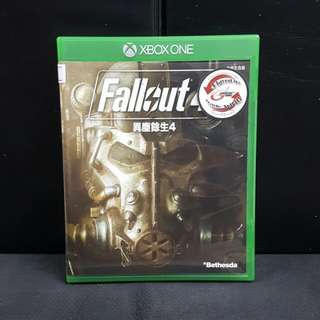 XBOX ONE Fallout 4 (Used Game)