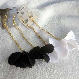 Anting blackwhite