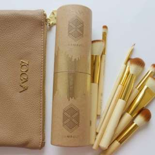 Zoeva - Bamboo Luxury Set