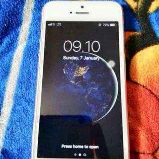 ORIGINAL IPHONE 5S 32GB GOLD