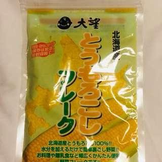 北海道直送 栗米湯粉 加奶煮即成 140g