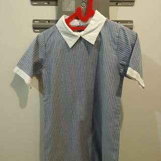 Colar dress