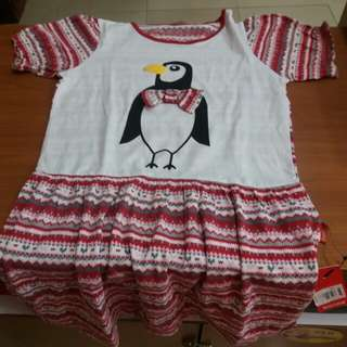 One plus Short Dress Penguin