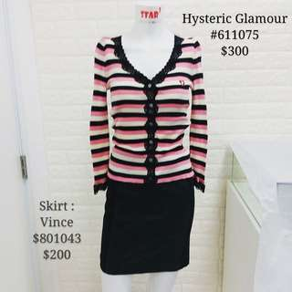 Hysteric Glamour Top