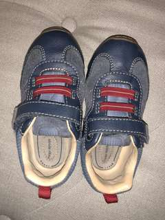 Stride rite boy shoes. Like new