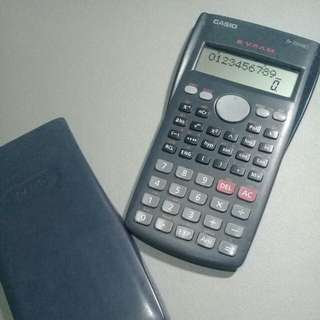 Originial Casio Scientific Calculator