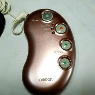 Electronic Pulse Massager Omron