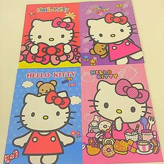 Hello Kitty Notebooks Party Gifts