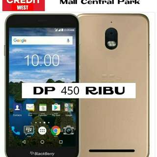 BlackBerry Aurora Cicilan TanpaKartu Kredit DP 450 Ribu Jakarta Barat