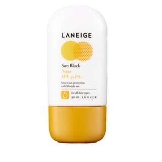 Laneige Sun Block - Aqua+ SPF 35 PA++