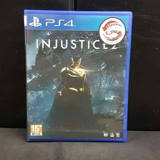 PS4 Injustice 2 (Used Game)