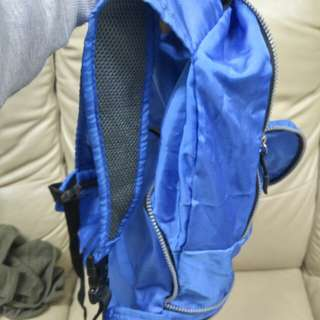 Blue HP Backpack