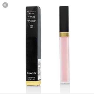 Chanel Rouge Coco Gloss 726 Icing