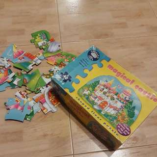Orchard Toys floor puzzle