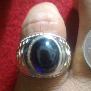 Blue sapphire Africa natural genuine