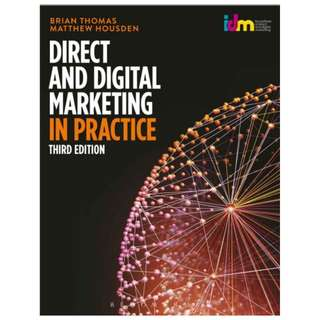 Direct and Digital Marketing in Practice 3rd Edition eBook