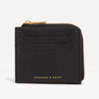 Charles and Keith Casual Mini Pouch with Zip