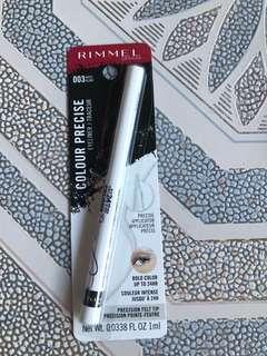 Rimmel colour precise eyeliner