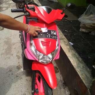 Honda Beat 2010