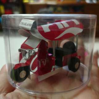 Tuk Tuk (Soft Drink Can) Collectible