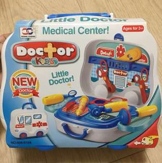 Brand new doctor / medical set