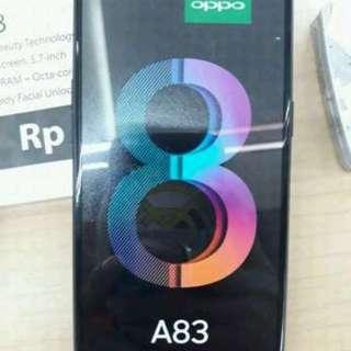 OPPO A83 Bisa Kredit tanpa kartu kredit dgn bnga ringan & gk pk ribet