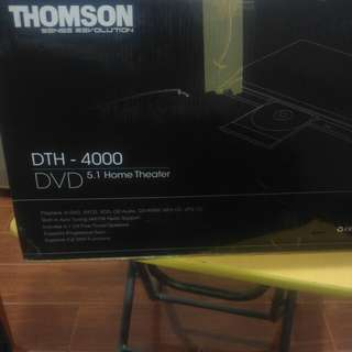 Thomson DVD 5.1 Home theater system