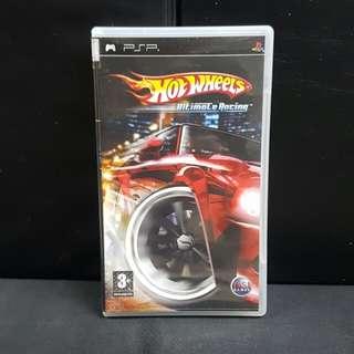 PSP Hot Wheels: Ultimate Racing (Used Game)