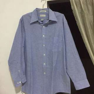 Van Heusen denim long sleeve