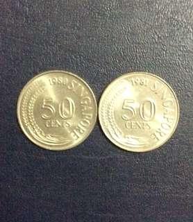 50 cent 1980 1981