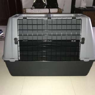 Dog travel carrier Skudo Car 90