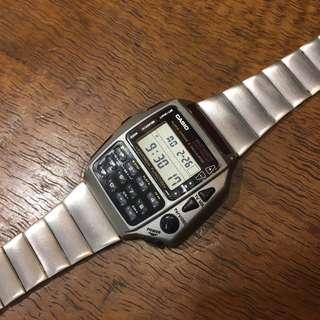 Casio 遙控手錶 跳字錶