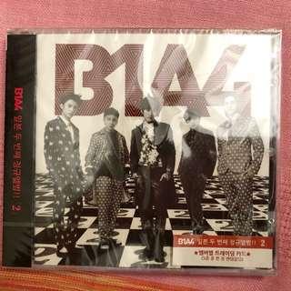 B1A4 - The 1st Japan Album (2) [Clearance] #FEB50