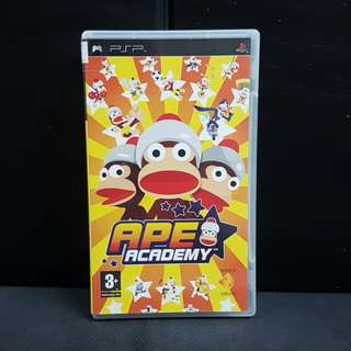PSP Ape Escape Academy (Used Game)