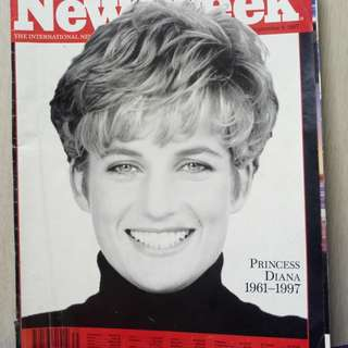 Princess Diana Magazine