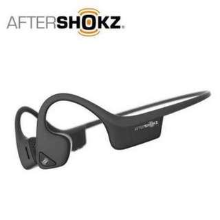 全新Aftershokz TREKZ AIR AS650 骨傳導 運動 藍牙耳機
