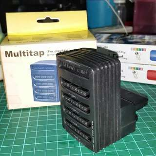 Multitap ps2