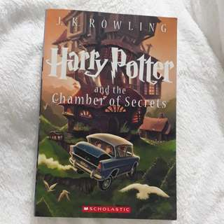 Harry Potter & Chambers of Secrets