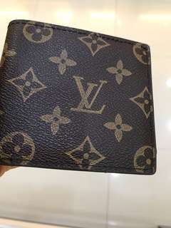 Lv wallet man woman unisex