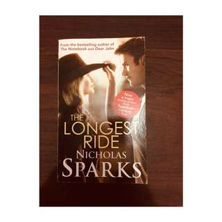 The Longest Ride Movie Cover