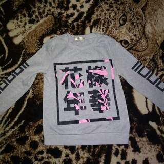 Sweater abuabu import