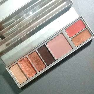 Authentic Stila Deluxe Eyeshadow and Lip Palette