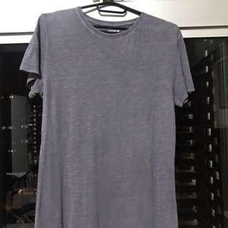 Cotton On basic grey tshirt