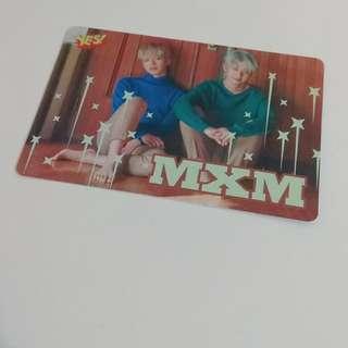 23期MXM夜光卡